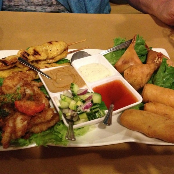 Thai Food Sunnyvale Homestead