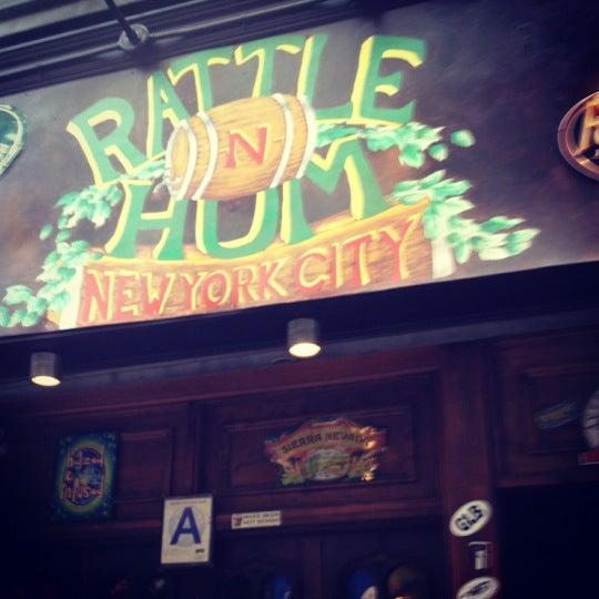 Photo taken at Rattle N Hum by Lori Ann L. on 10/12/2012