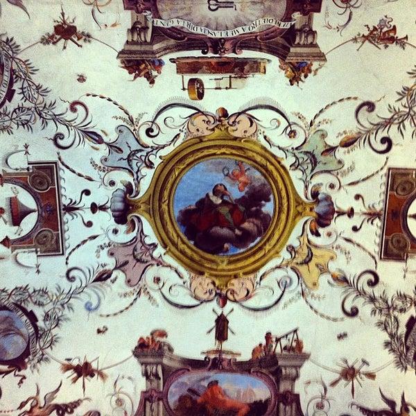 Photo taken at Uffizi Gallery by Bogdan K. on 4/23/2013