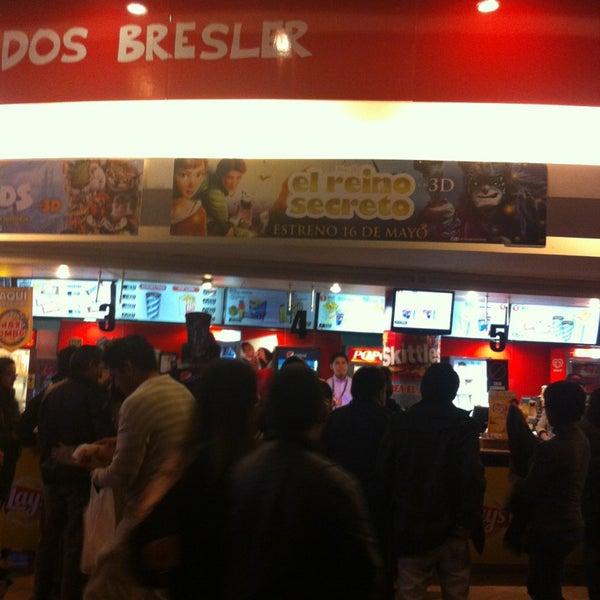 Photo taken at Cine Hoyts by Jorge C. on 5/21/2013