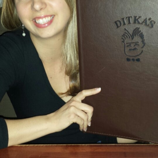 Photo taken at Ditka's by Ruben A. on 2/7/2014