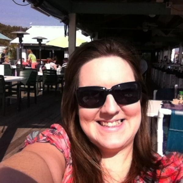 Photo taken at The Surf Restaurant & Bar by Elizabeth M. on 1/26/2013