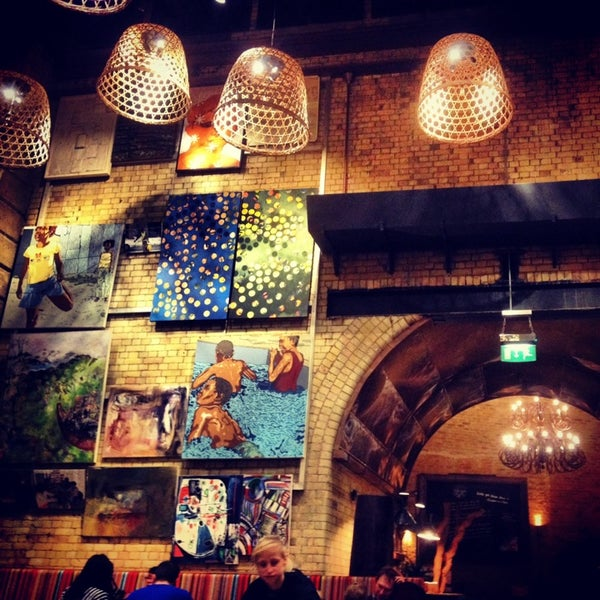 Photo taken at Nando's by Оля on 2/2/2014