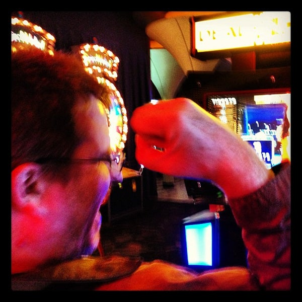Photo taken at Dave & Buster's by David O. on 11/6/2012