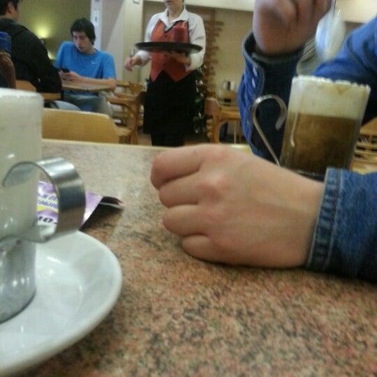 Photo taken at Café Central by Niis O. on 12/6/2012