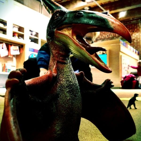 Photo taken at Boston Children's Museum by Derek P. on 12/20/2012