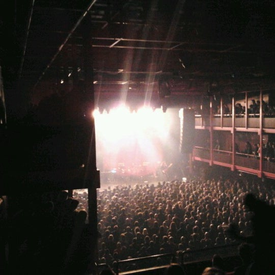 Photo taken at AB Ancienne Belgique by Nils P. on 11/20/2012