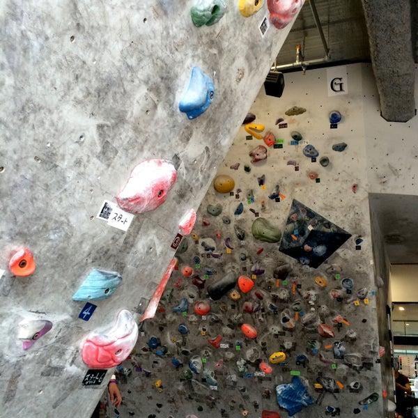 how to get a job at a rock climbing gym