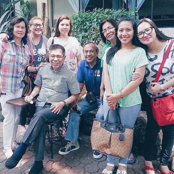 Photo taken at National Shrine of Our Lady of Peace and Good Voyage (Antipolo Cathedral) by Mac C. on 6/29/2015