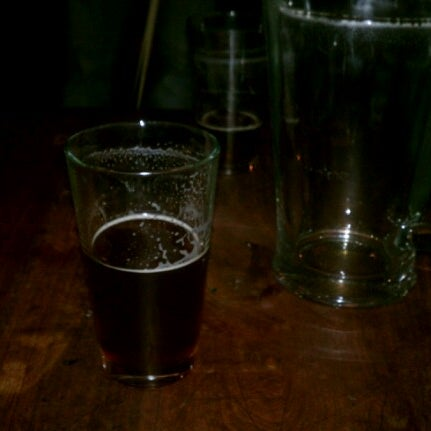 Photo taken at Trinity Brewhouse by Erika L. on 12/20/2012