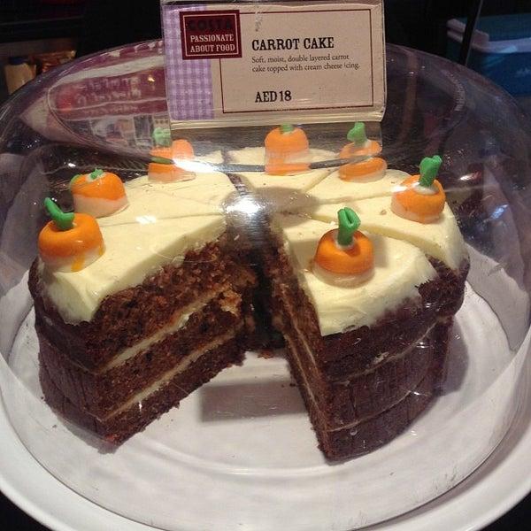 Costa Food Carrot Cake Price