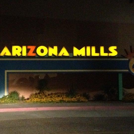 Photo taken at Arizona Mills by RenyaDeDulce on 10/1/2012