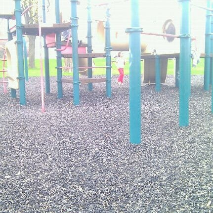 Photo taken at Warner Park by Victor S. on 4/1/2012