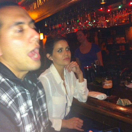 Photo taken at George & Dragon Pub by Kurt W. on 12/28/2011