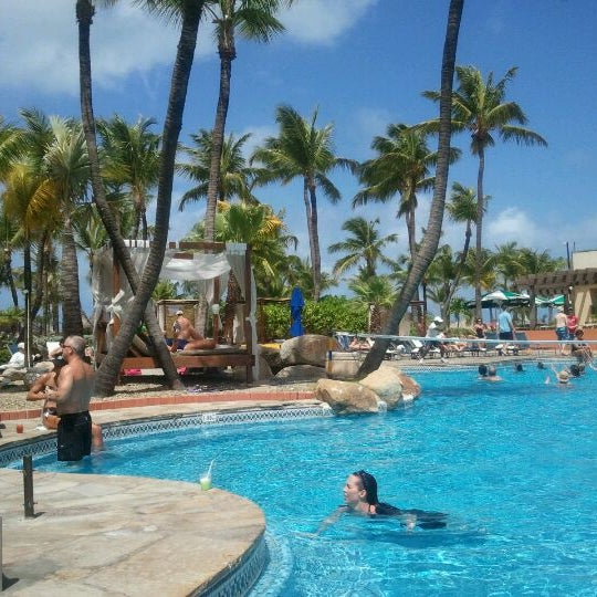 Photo taken at Occidental Grand Aruba by Ashley P. on 2/24/2012