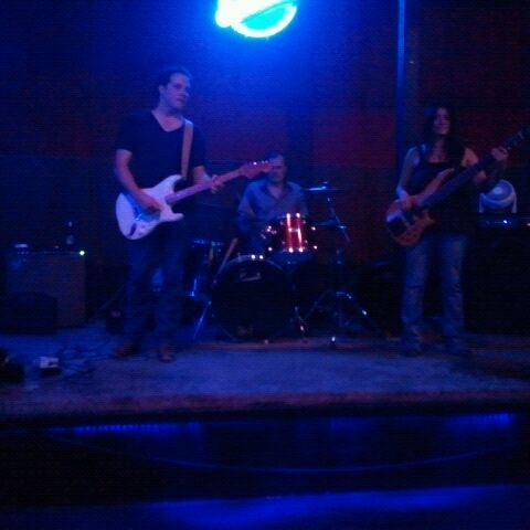 Photo taken at Blue Moon by Jay D. on 10/5/2011