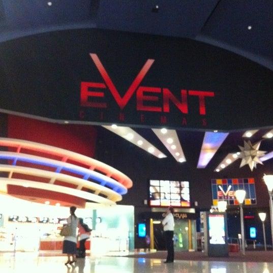 Event Cinemas At Westfield Parramatta: Chermside, QLD