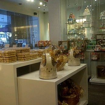 Photo taken at Clairmont Patisserie by Silvia L. on 10/1/2011