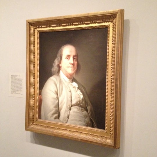 Photo taken at National Portrait Gallery by Allison K. on 3/24/2012