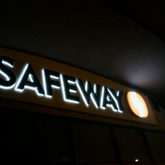 Photo taken at Safeway by Jeff E. on 8/25/2011