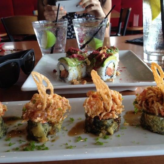 Photo taken at RA Sushi by Sneaker P. on 7/7/2012