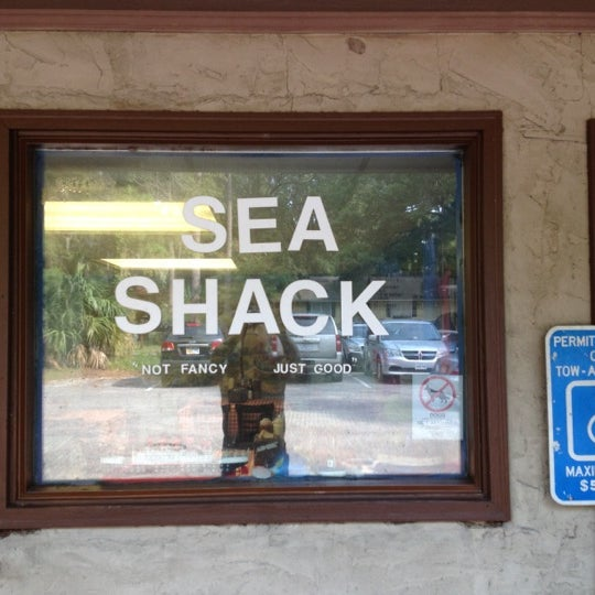 Photo taken at Sea Shack by John B. on 8/14/2012