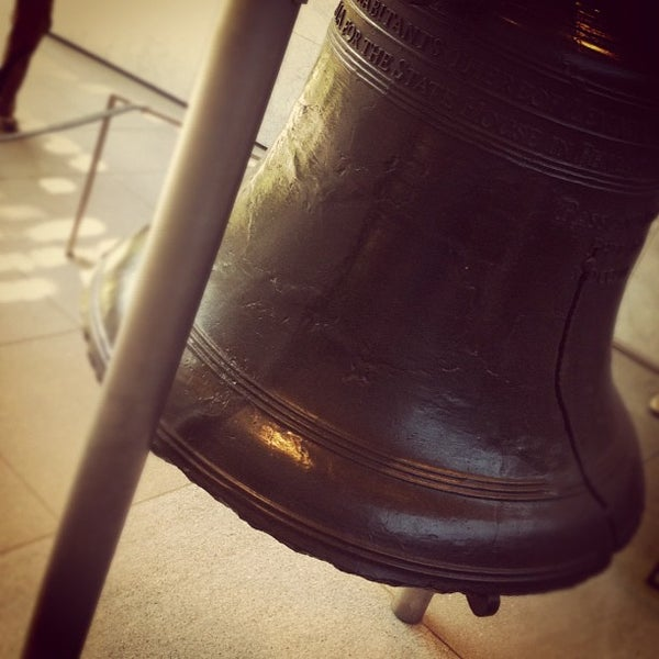 Photo taken at Liberty Bell Center by Tim E. on 8/30/2012