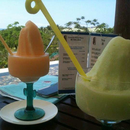 Photo taken at HowardJohnson Resort Sanya Bay by Anna K. on 4/4/2012