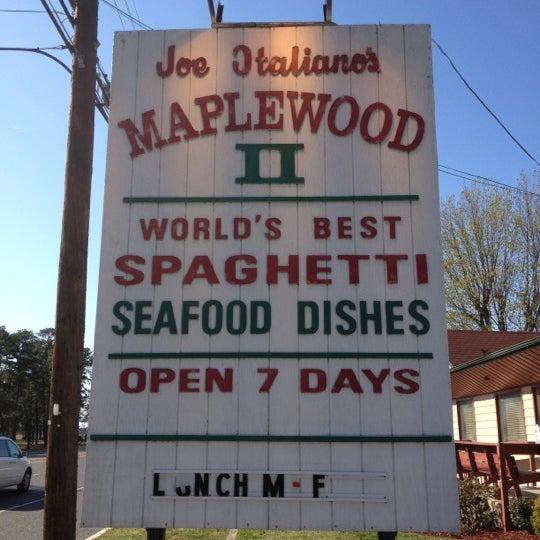 Best Italian Restaurant In Maplewood Nj
