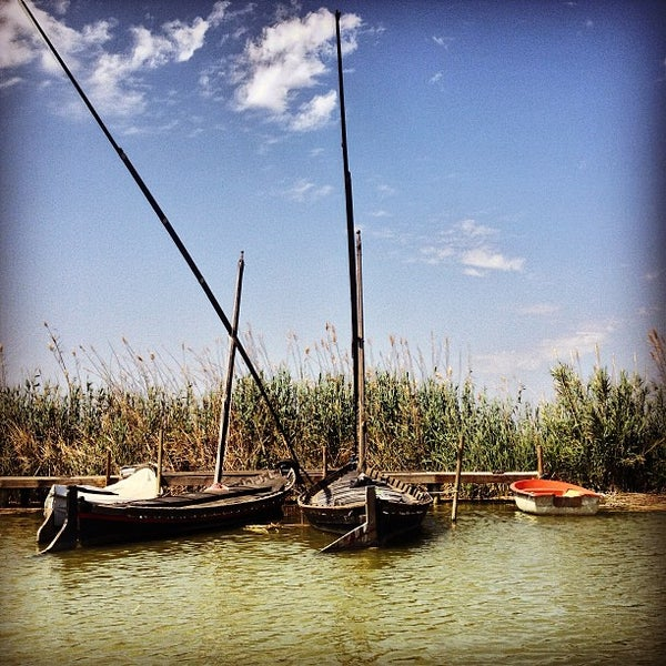 Photo taken at La Albufera by Juan on 4/14/2013