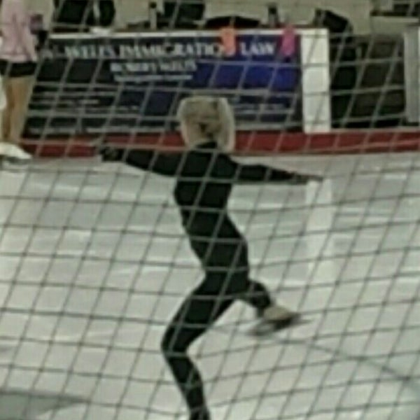 Photo taken at San Diego Ice Arena by Lisa K. on 6/19/2015