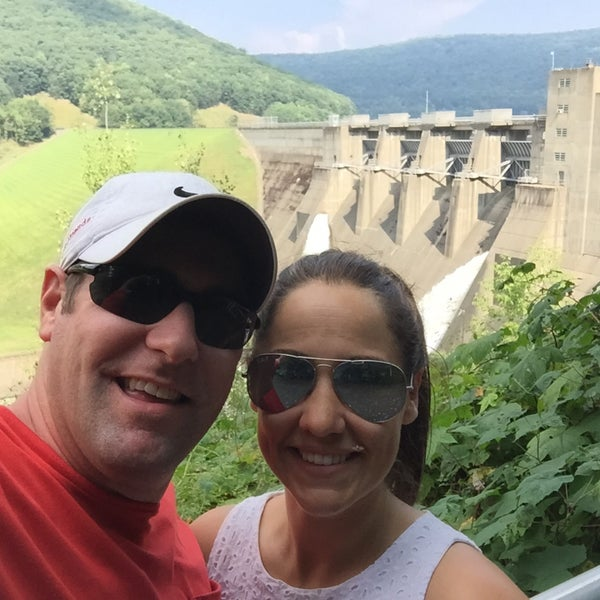 Photo taken at Kinzua Dam by Megan on 9/6/2015