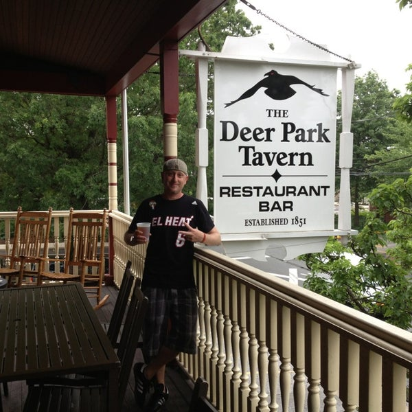 Deer Park Restaurant Newark De