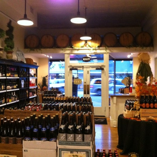 Photo taken at The Bruery Provisions by Abby O. on 10/21/2012