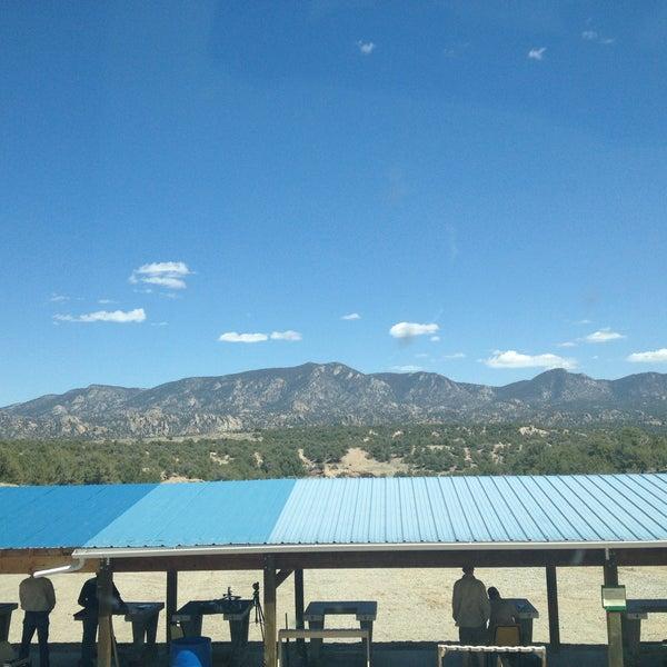 Shooting Range In Pine Colorado: Chaffee County Shooting Range