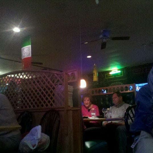 Photo taken at Rey Azteca Mexican Restaurant by Nicholas S. on 10/10/2012