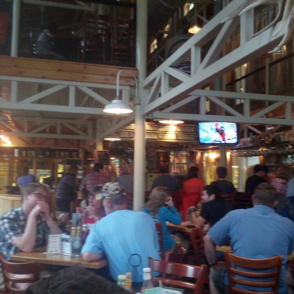 Photo taken at Snake River Brewery & Restaurant by Chris S. on 6/25/2013