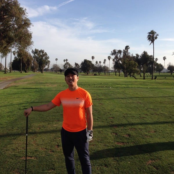 Photo taken at Westchester Golf Course by Hyunwook on 2/27/2016
