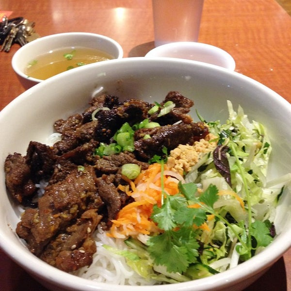 Pho america vietnamese cuisine food in long beach - Vietnamese cuisine pho ...