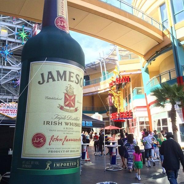Photo taken at Downtown Las Vegas by Rob P. on 3/14/2015