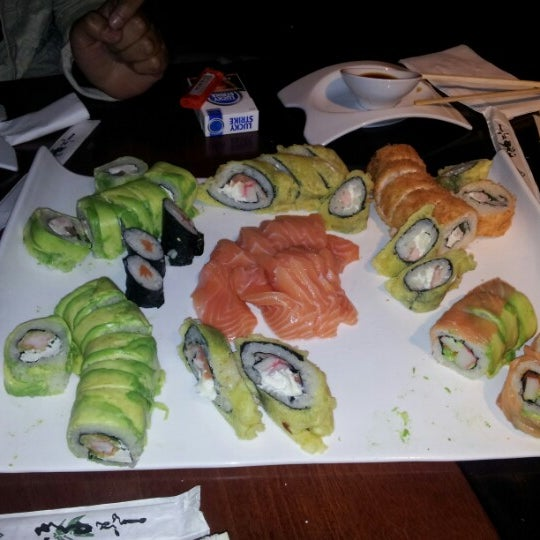 Photo taken at Gohan by Blanca A. on 9/25/2012