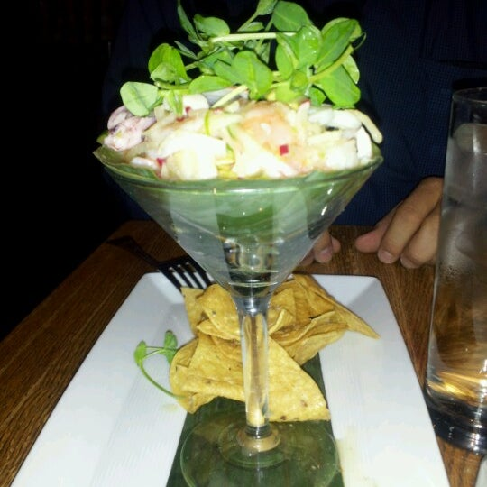 Photo taken at Frontera Grill & Topolobampo by Theresa T. on 10/10/2012