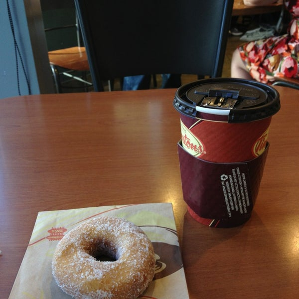 Photo taken at Tim Hortons by Mark K. on 9/25/2013