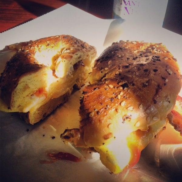 Sweet Touch Cafe Breakfast Menu