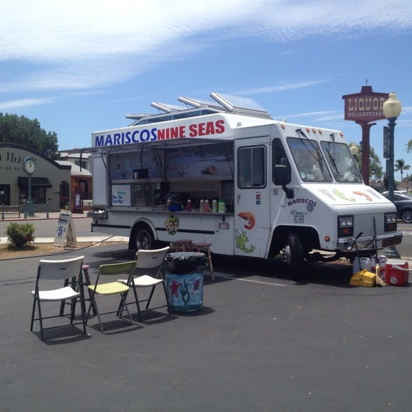 Mariscos Food Truck San Diego
