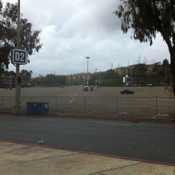 Photo taken at Qualcomm Stadium by Irv on 3/1/2014