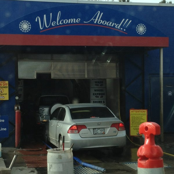Car Wash With Free Vaccum Denver