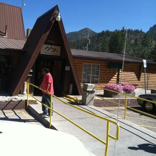 Photo taken at Mt Charleston Lodge by Lori F. on 10/6/2012