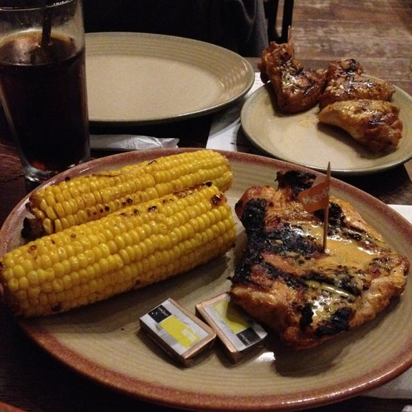 Photo taken at Nando's by Nisa on 12/28/2012