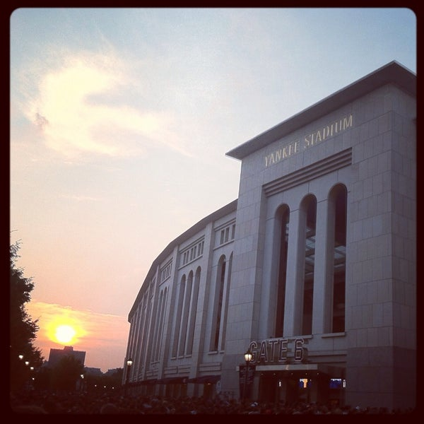Photo taken at Yankee Stadium by Chris S. on 7/20/2013